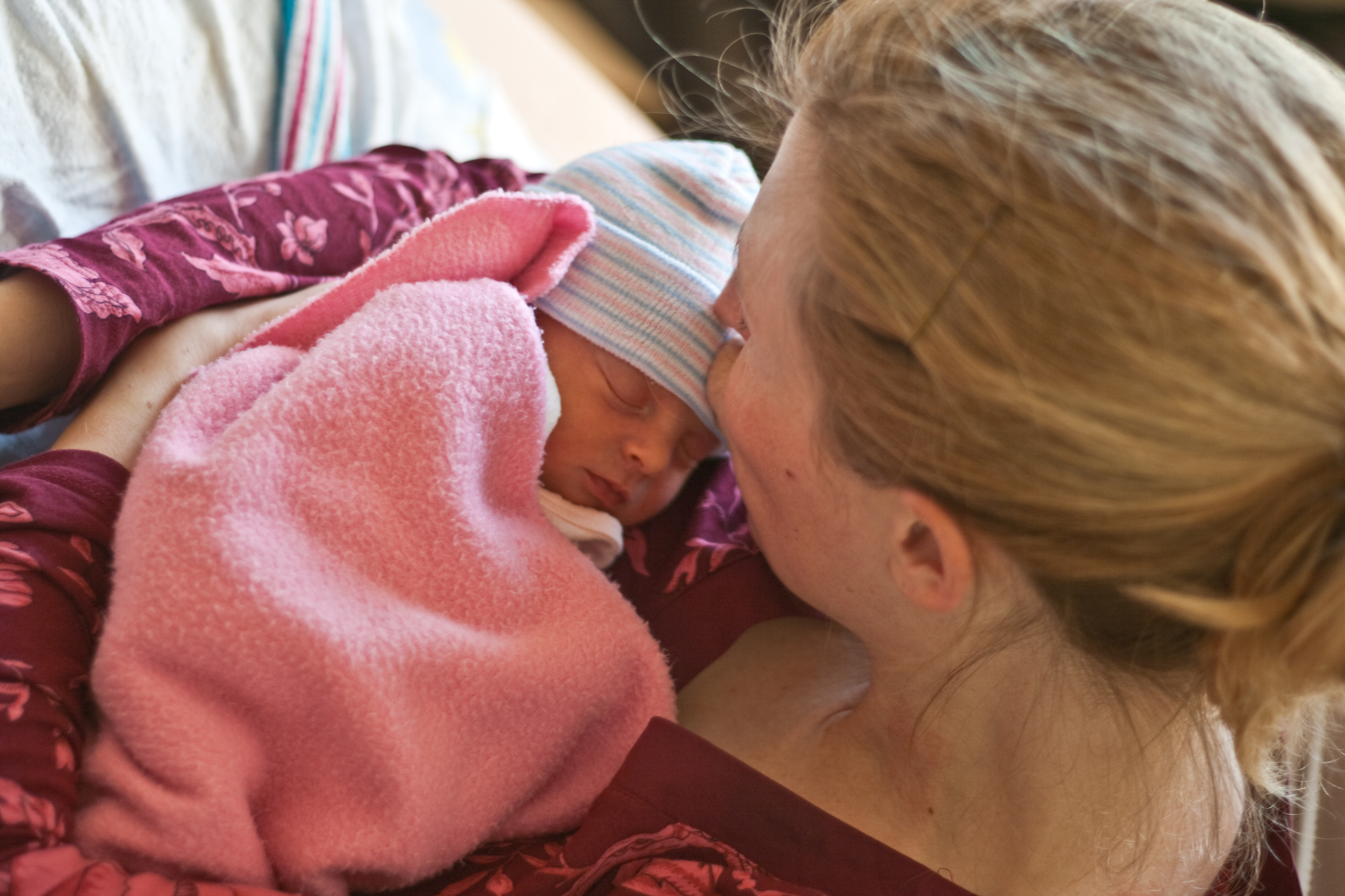 A Preemie Birth Story with Christa Terry