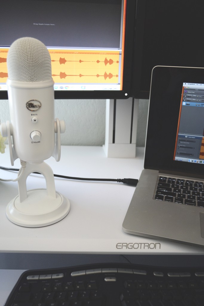 yeti blue mic for podcasting