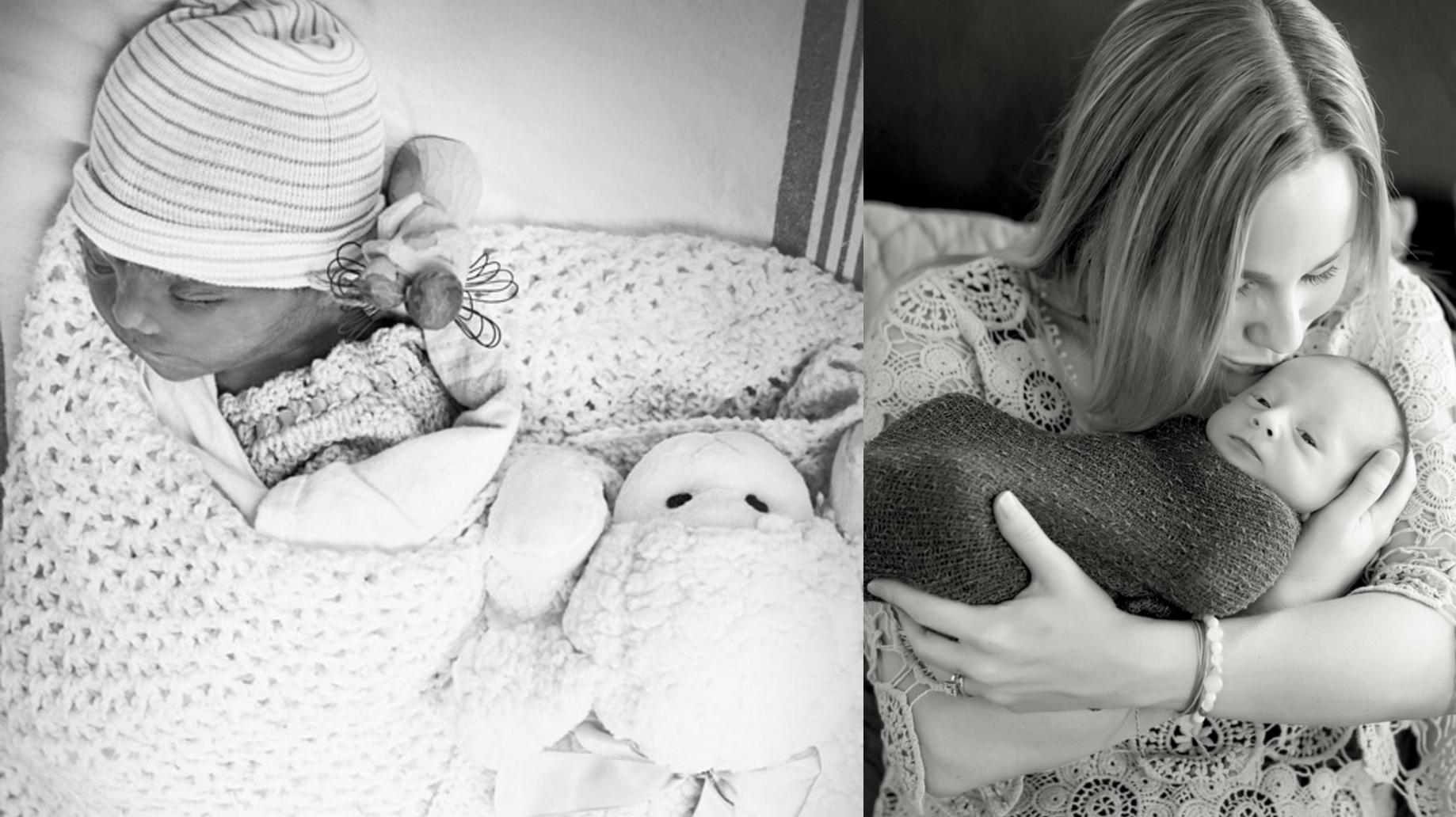 Stillbirth and Rainbow Baby Birth Stories with Jenna Edwards