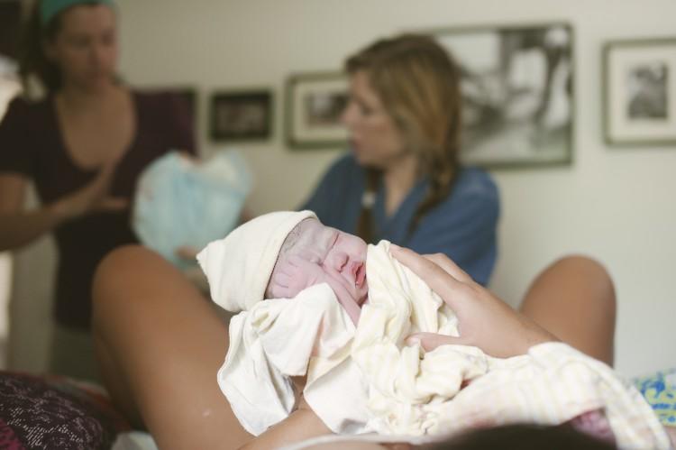 kacie case homebirth