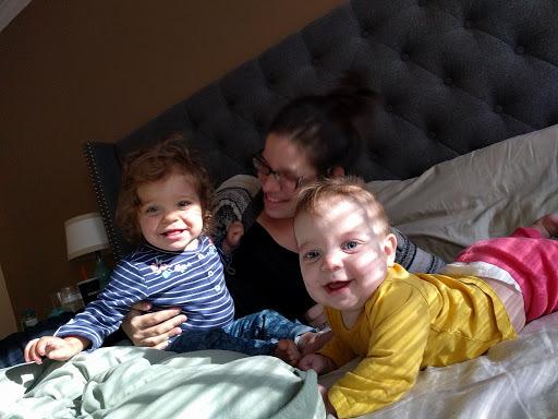 irish twins birth story