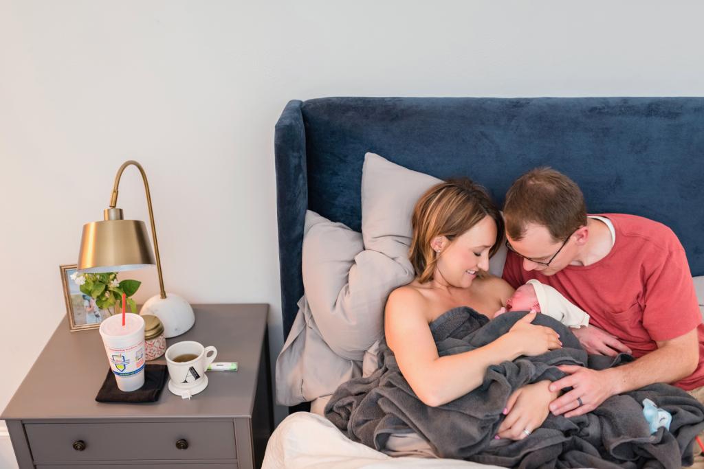 postpartum family